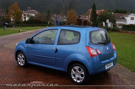 Renault Twingo 2012 Emotion 12
