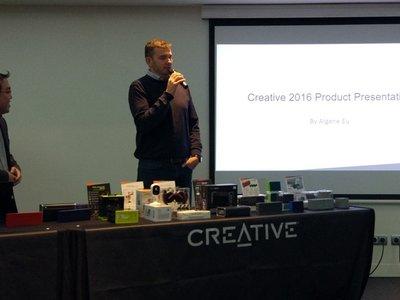 Creative calienta motores para la campaña navideña: estas son todas sus novedades
