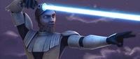 Star Wars: The Clone Wars en Antena 3 en diciembre
