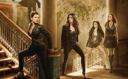 Lifetime se cansa de las brujas y cancela 'Witches of East End'