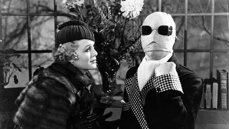 Hombre Invisible 1933