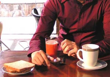 Desayunar bien nos ayuda a tener menos caries