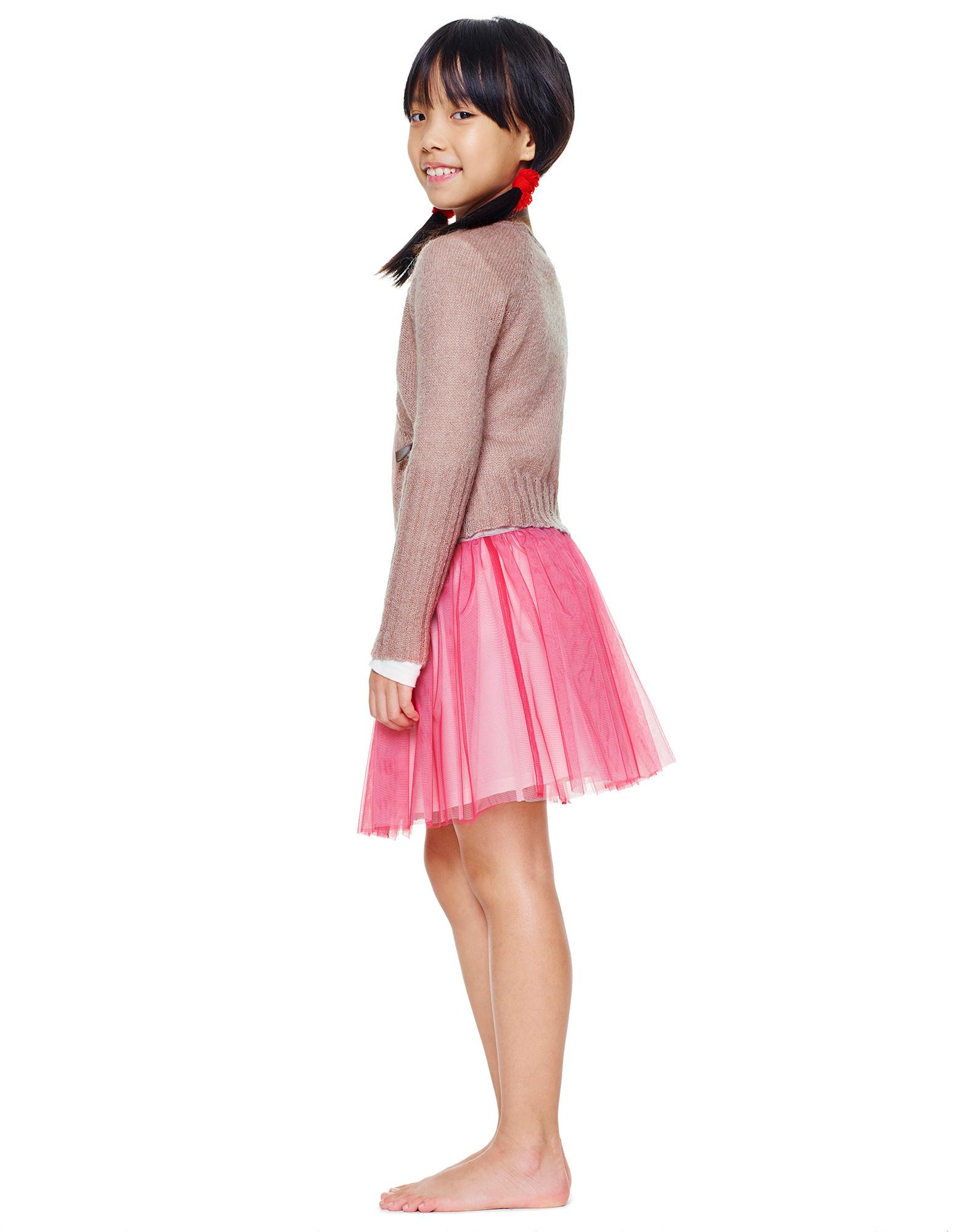 Foto de Benetton se inspira en el ballet para su colección estival de mamás e hijas (10/18)