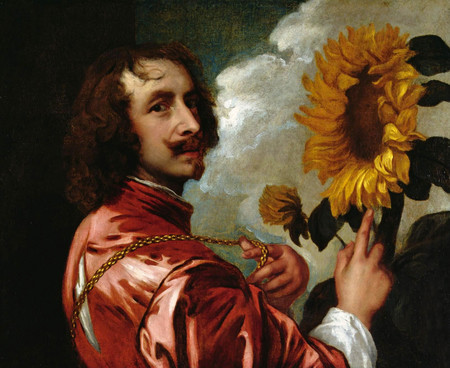Goatee Van Dyck