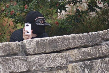 Espías trabajando con las empresas