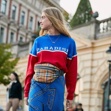 Este es el jersey favorito del street style: lo firma Isabel Marant y se convertirá en tu próxima obsesión