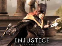 Batgirl también estará en 'Injustice: Gods Among Us'