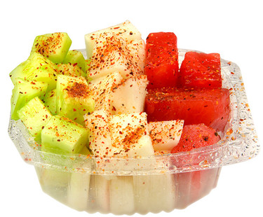Ideas divertidas y saludables de snacks para chicos y grandes.