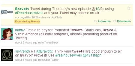 Twitter mostrará tweets patrocinados a todos los usuarios