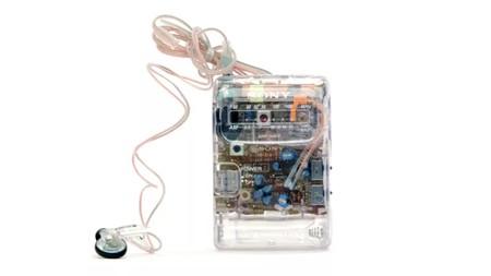 Sony Transparente