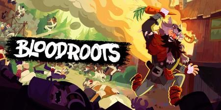 Análisis de Bloodroots: sangre, coreografías y dibujos animados adornan un juego tan divertido como exigente