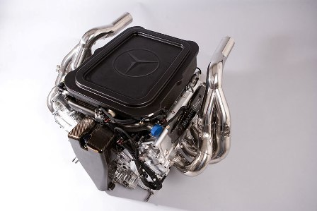 Se valora la ventaja del motor de McLaren en 25 CV