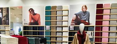 Uniqlo abre por fin su primera tienda en Madrid. Así es el nuevo espacio del gigante nipón