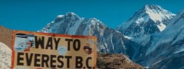Never Everest, un apasionante vídeo sobre el viaje de un hombre por el Himalaya