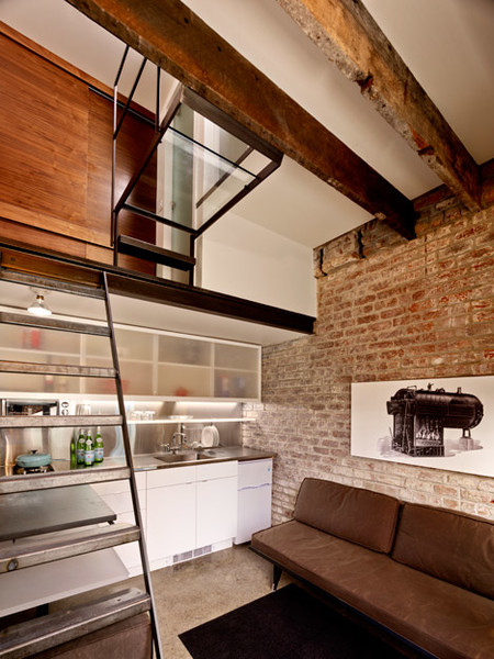 Brick House In San Francisco By Azevedo Design Dezeen 468 0