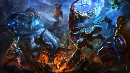 League Of Legends Champions Art 1280x720jpg 14aa17 1280w