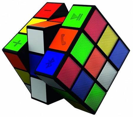Altavoz inalámbrico Rubik BigBen, con forma de cubo de Rubik, con un 20% de descuento