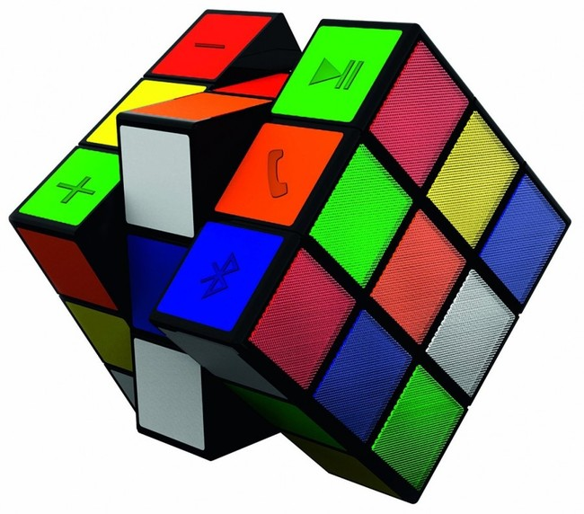 Altavoz Portatil Bigben Rubik