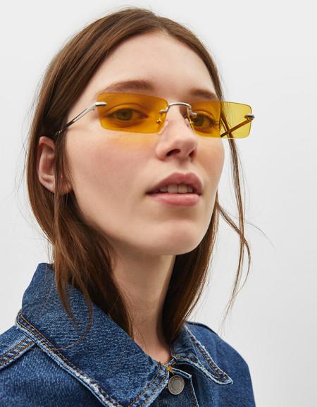 Gafas De Sol Rectangulares 06