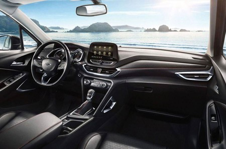 Chevrolet Trax 2020 Interior 2