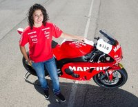 Elena Rosell tendrá una nueva oportunidad en Moto2