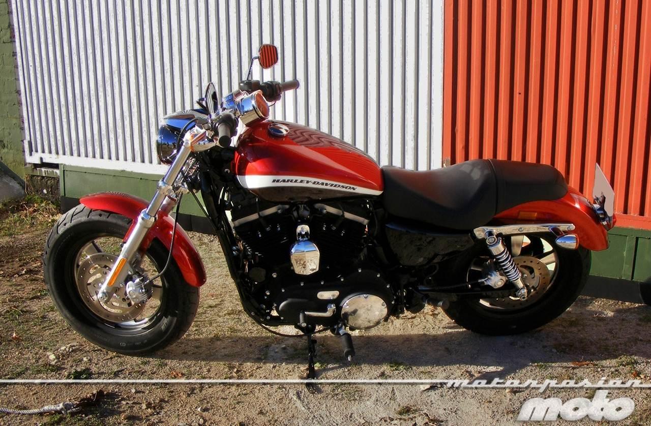 Foto de Harley-Davidson XR 1200CA Custom Limited (12/65)