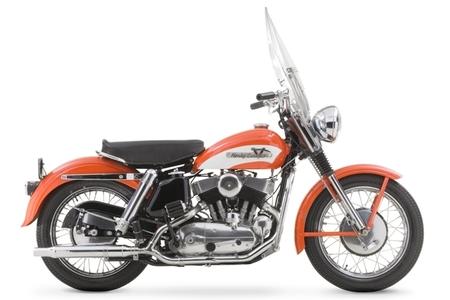 35 años sin Elvis Presley, pero sus motos siguen con nosotros