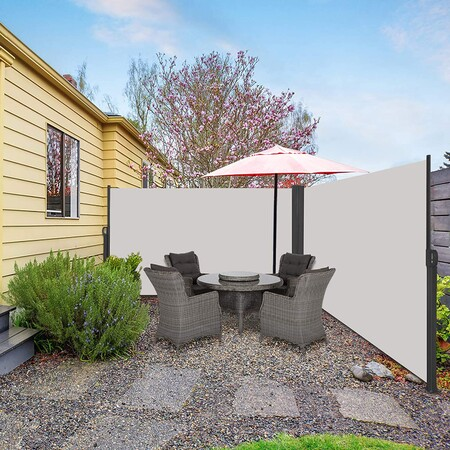 Aprovecha tu terraza en invierno: toldos laterales y otros sistemas para protegerte del aire