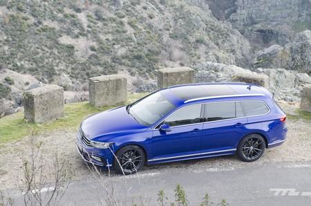Volkswagen Passat 2020 Prueba 023