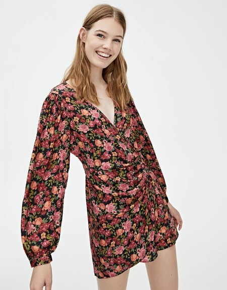 Vestido Floral Mini 02
