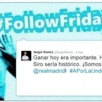 #FollowFriday de Poprosa: entre celebraciones futboleras y madres va el tema