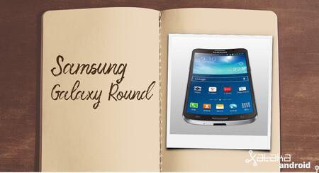 Móviles con los que flipaste en su día: Samsung Galaxy Round