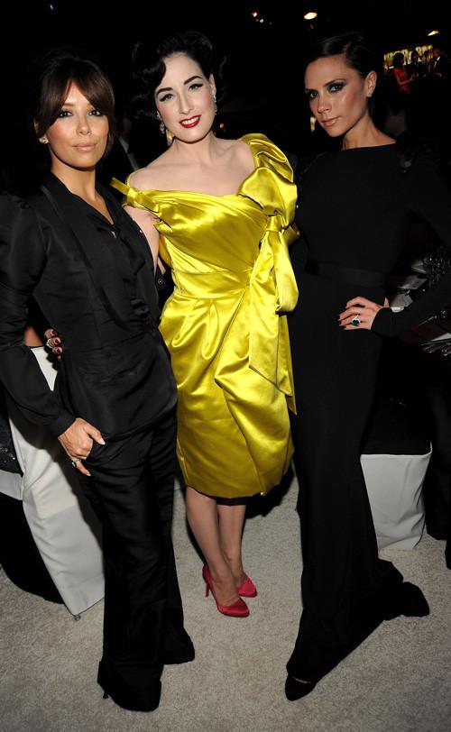 Foto de Fiesta de Elton John tras los Oscars (11/12)