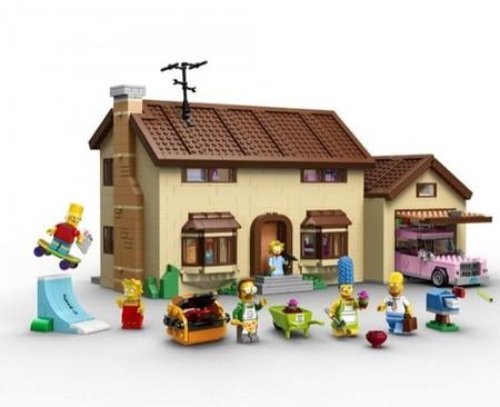 Los Simpsons LEGO