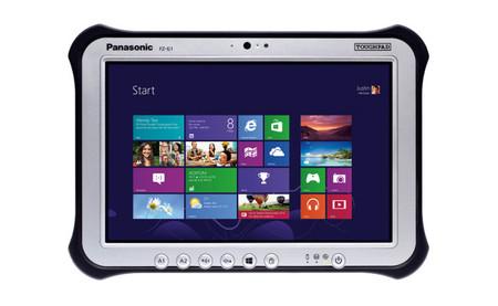 Panasonic Toughpad FZ-G1 pantalla