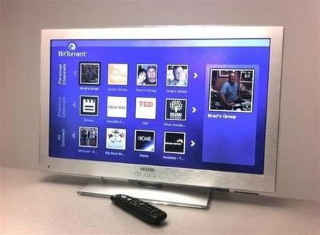 Bittorrent puede llegar a los Smart Tv el año que viene
