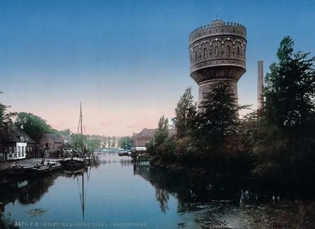 Torre De Agua En Deft