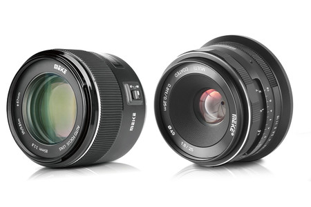 Meike 85mm F1.8 AF Nikon F y 25mm F1.8 MF Nikon Z: dos objetivos ultraluminosos que expanden la oferta para usuarios Nikon