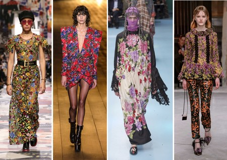 Trend Aw 2018 Floral Print