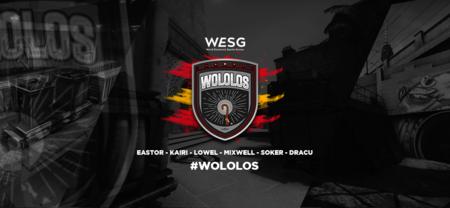 Wololos ilusiona y consigue clasificarse para la segunda fase de grupos de la WESG