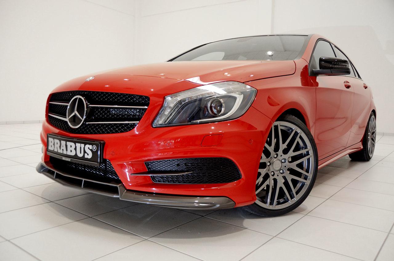 Foto de Brabus Mercedes-Benz Clase A (7/19)