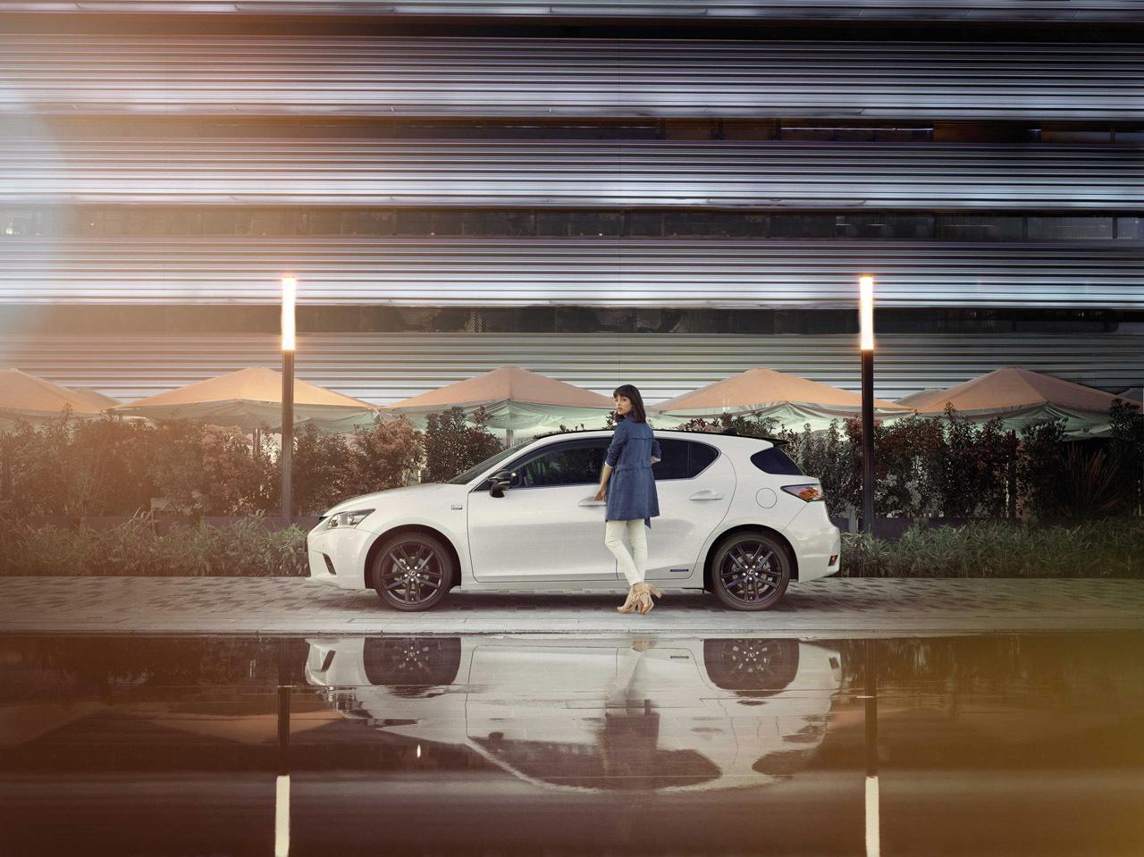 Lexus CT200h Sport Edition