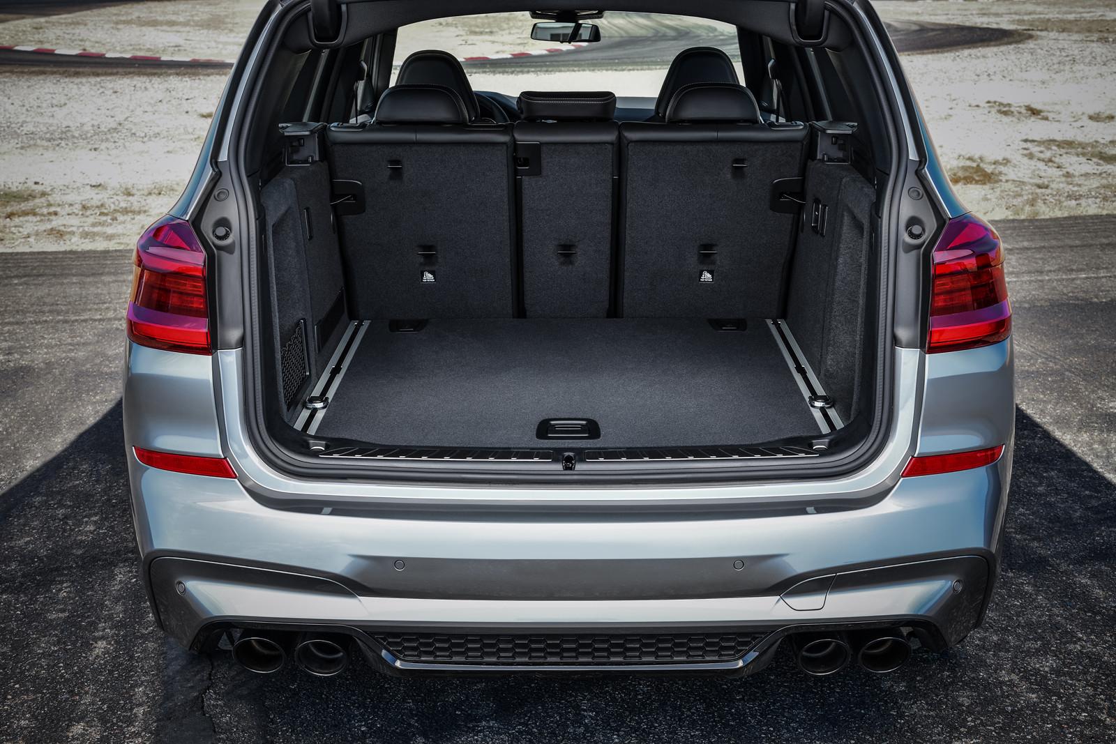 Foto de BMW X3 M 2020 (Presentación) (25/80)