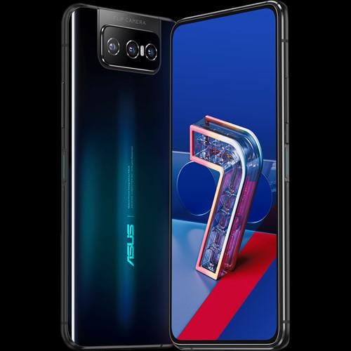 "ASUS Zenfone 7 PRO ZS671KS-2A016EU / Qualcomm Snapdragon 865 Plus / 8GB / 256GB / 6,67"" - 16,94cm / Aurora Black"