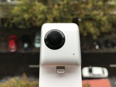Análisis Insta360 Nano: las fotos y vídeos de 360 grados llegan al iPhone