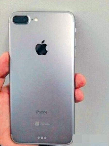 Iphone 7 Leaked Bastille