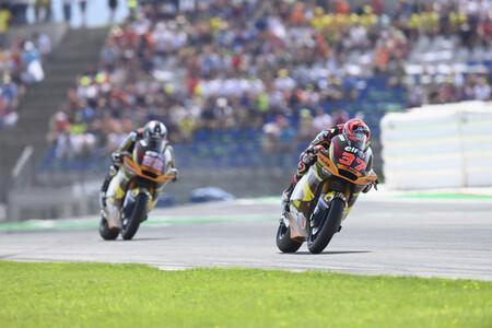 Fernandez Austria Moto2 2021