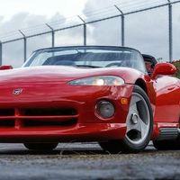 Este es el irrisorio precio que se pagó por el primer Dodge Viper de la historia