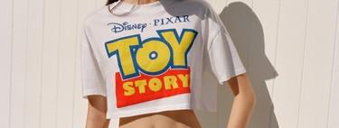 Tus personajes favoritos de Disney (todos ellos) se encuentran en la nueva colección de Pull & Bear