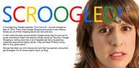 Scroogled, la campaña de Microsoft en contra de Google